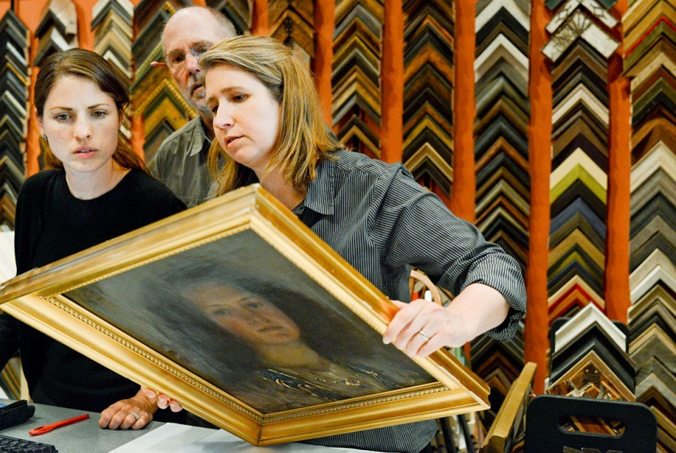 Art Restoration Expo Draws Curiosities From Across The