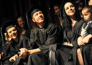 Bridger Alternative Program graduation