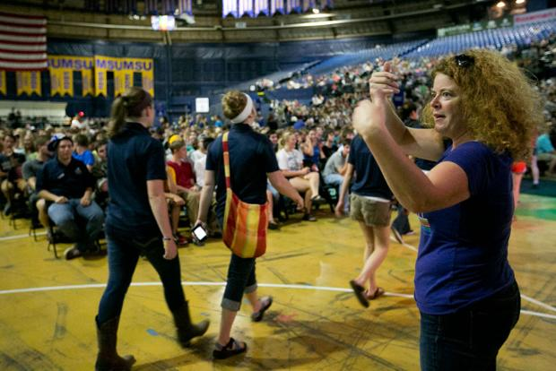 2013 Montana State University Freshman Convocation with Author Yann Martel