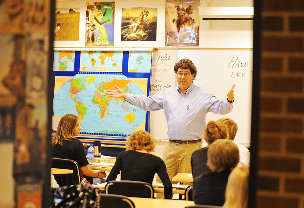 Montana History Teacher of the Year