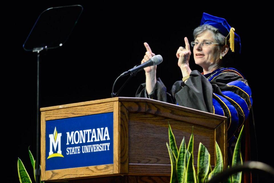 2013 Montana State University Freshman Convocation with Author Yann Martel