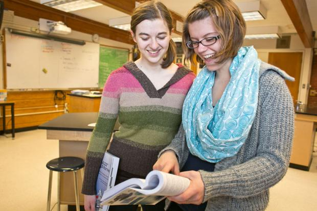 Bozeman High School Students Return from Astronomy Society Meeting