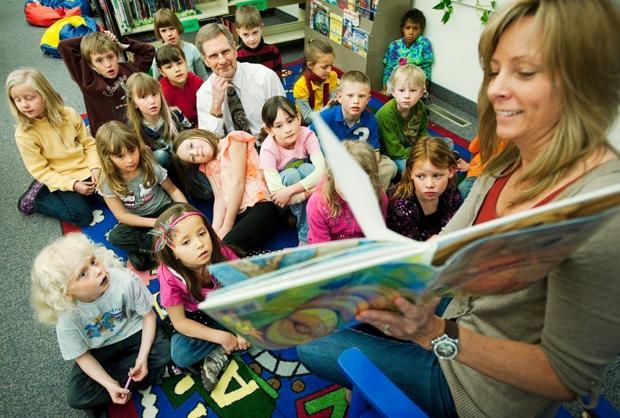 Whittier Elementary School principal Jerry Bauer to retire