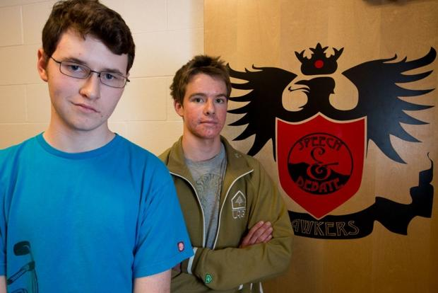 Bozeman High School Students Participate in International Debate