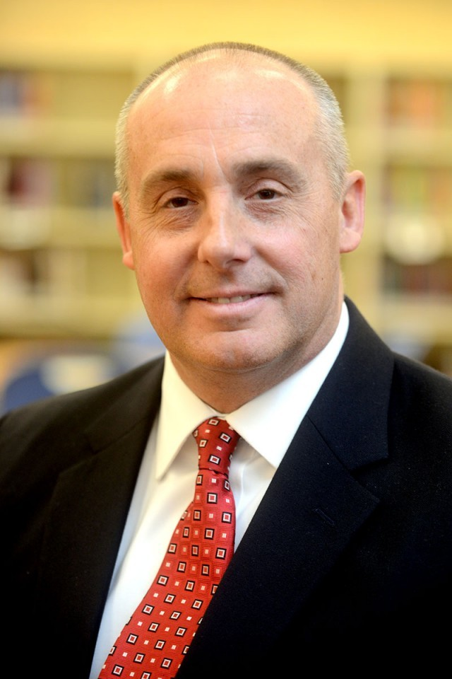 Superintendent Nominee Josh Middleton