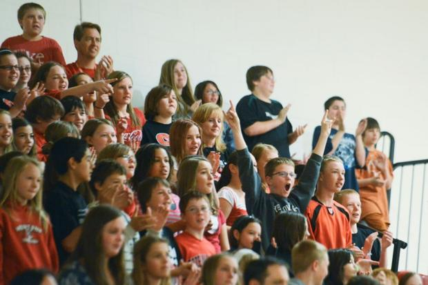 Chief Joseph Middle School stands up against Bullying