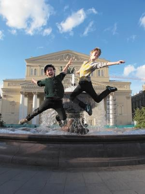 Youth Arts in Action annual Fairy Tea focuses on Russia