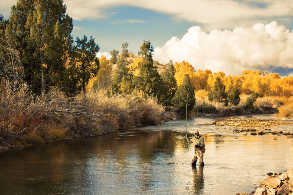 Fall Fishing Bozeman Daily Chronicle Fishing