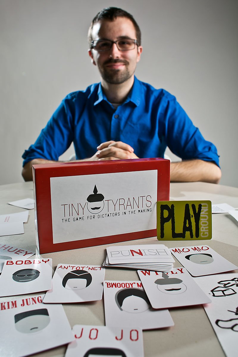 Tyrant Card Game of Tiny Tyrants Card Game