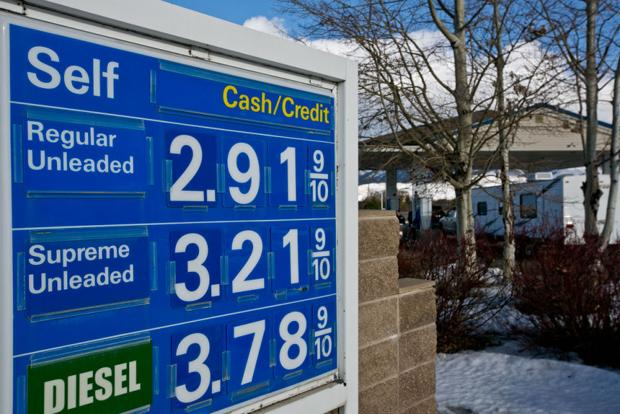 Montana Gas Prices Lowest in Nation