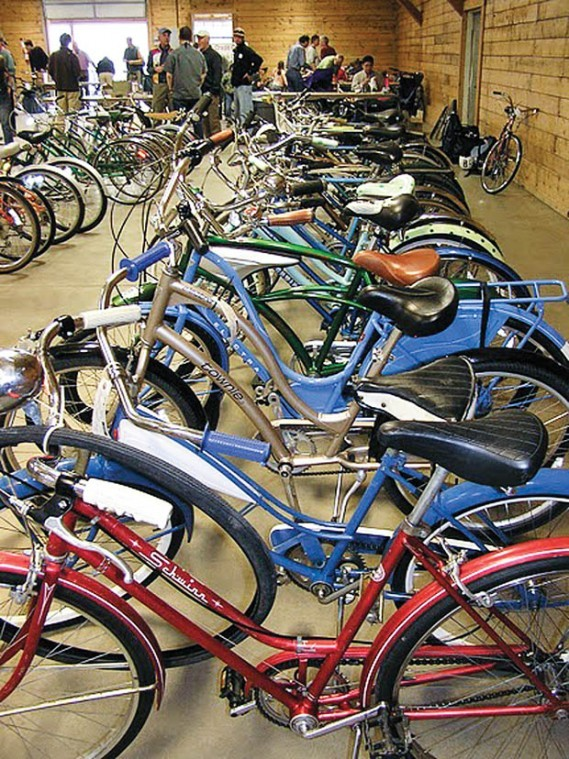 Bikes At Kmart Bozeman Bike Swap