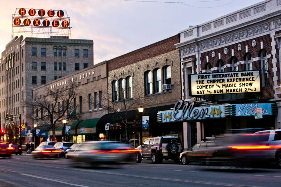 Bozeman Named Among Best Small Towns In America City