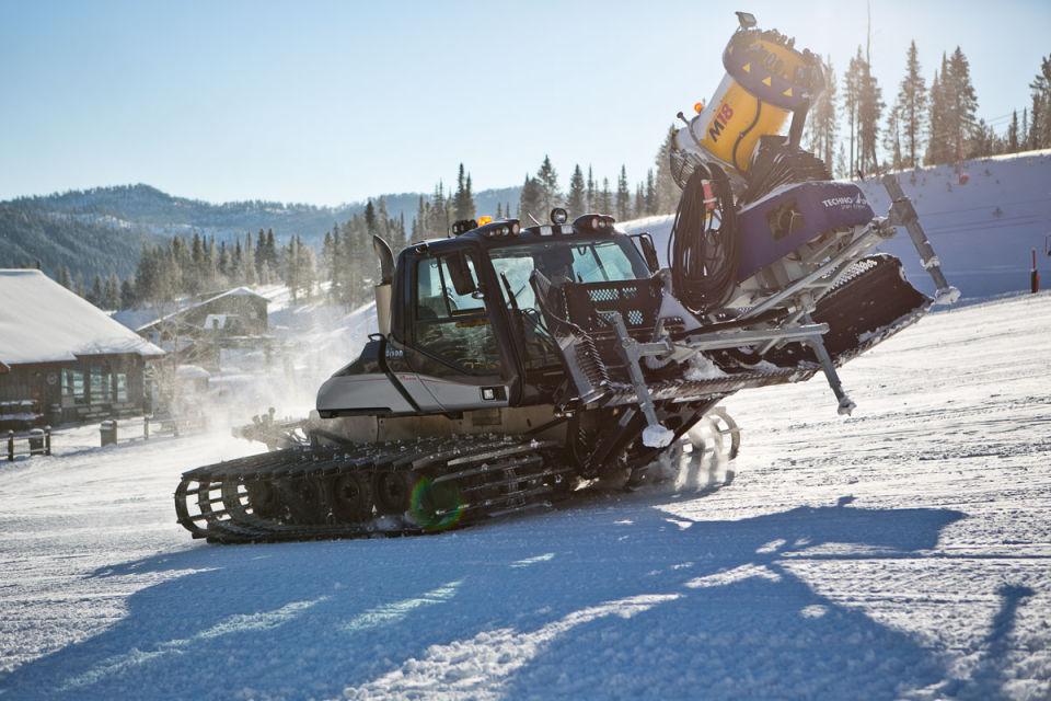 Bridger Bowl Prepares for Ski Season