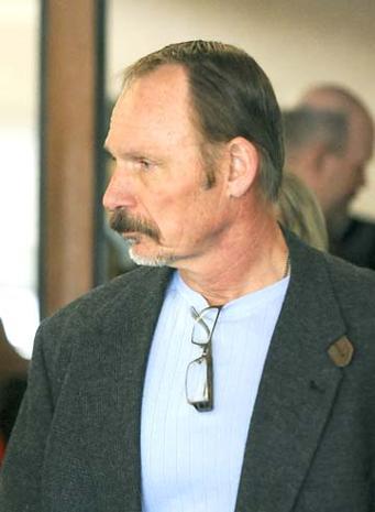 Former Gallatin County Deputy Sheriff Thomas Madsen