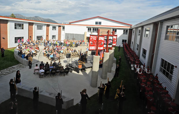 Bozeman High School Dedication
