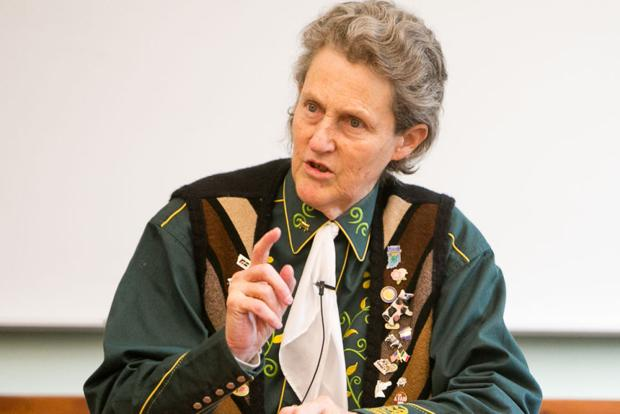 Autism Researcher Temple Grandin