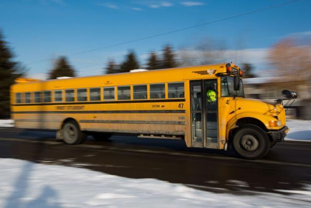 Bozeman School Bus
