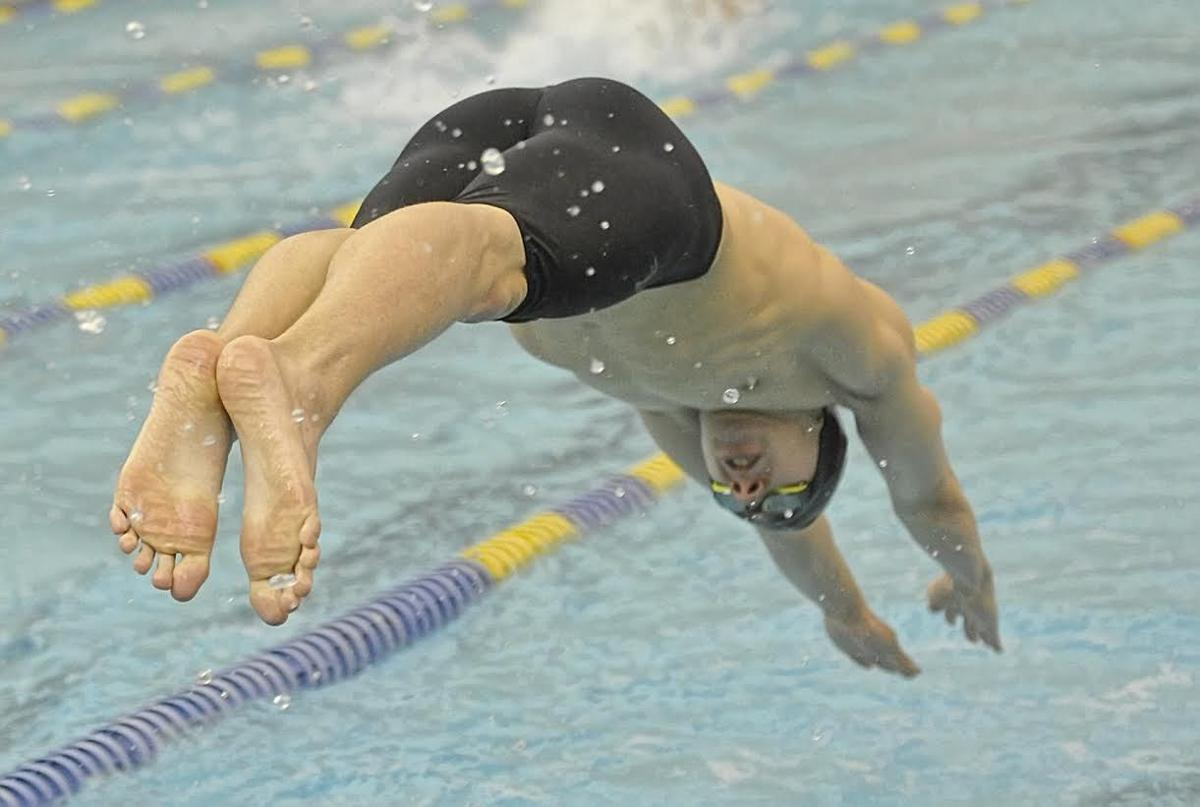 Bradford Swimming Falls To Record Setting Clearfield Sports