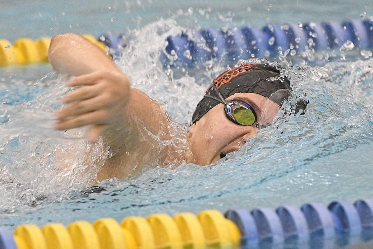 Bradford Swimmers Sweep Brookville Sports