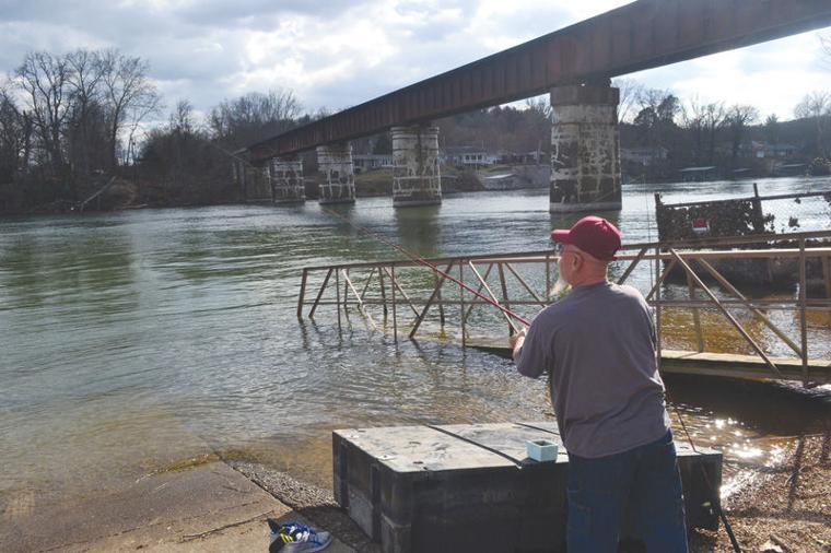 2016 community market plans past future branson tri for Lake elizabeth fishing