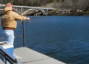 Aldermen examine new boating attraction concerns branson for Lake elizabeth fishing
