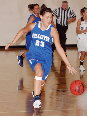Hollister's Lainie Bishop