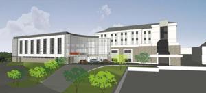 Cox new building