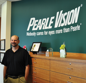 Pearle Vision works to serve community