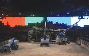 Dixie Stampede's new look: Dinner attraction unveils largest enhancement in 22-year history