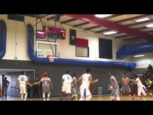 Blinn men's basketball vs. Lone Star College-Tomball — Jan. 23, 2016