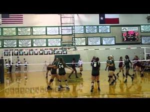 Brenham volleyball highlights vs. Tompkins: Aug. 25, 2015