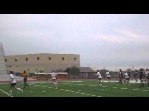 Cubette soccer vs. Spring Woods - Mar. 20, 2015