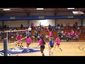 Blinn volleyball vs. San Jacinto — Oct. 20, 2015