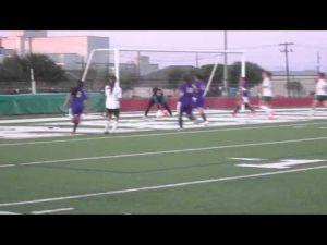Cubette soccer vs. Houston Davis — Mar. 27, 2015