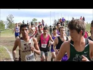 2015 UIL Region 3 5A Boys Cross Country