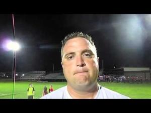 Burton Football: Scrimmage vs. Weimar — Aug. 21, 2015
