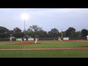 Brenham baseball vs. Tomball — April 24, 2015