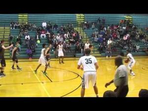 Cub basketball vs. Magnolia — Jan. 5, 2016