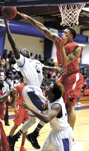 No. 11 Trinity Valley delivers Buccaneers first loss, 92-79