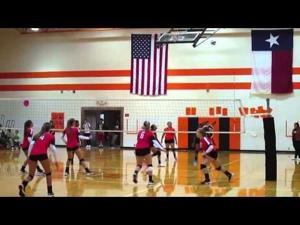 Burton volleyball vs. Somerville — Sept. 15, 2015