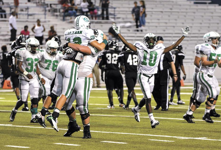 Cubs Win Thriller Over Westside 27 24 Brenham Banner