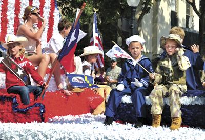 Junior Maifest Parade