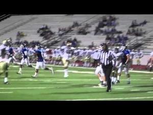 Blinn Football: Highlights vs. Northeastern Oklahoma A&M —Sept. 12, 2015