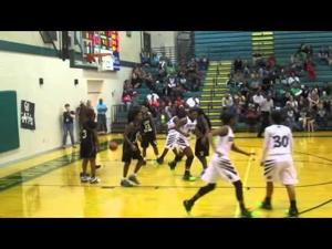 Brenham girls basketball: Bi-District playoff vs. North Forest — Feb. 15, 2016