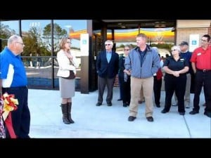 Love's Travel Stop Ribbon Cutting in South Hill