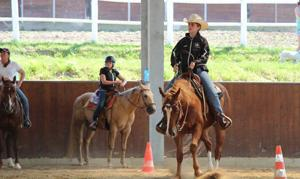 Saddle-up for an overseas lesson