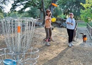 Disc golf lovers work to overcome obstacles
