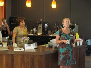 Green Drinks' stirs up Sierra Business