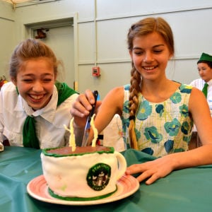 4-H students share slice of life