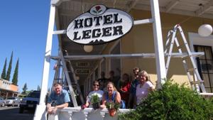 Travel Channel works to transform Leger